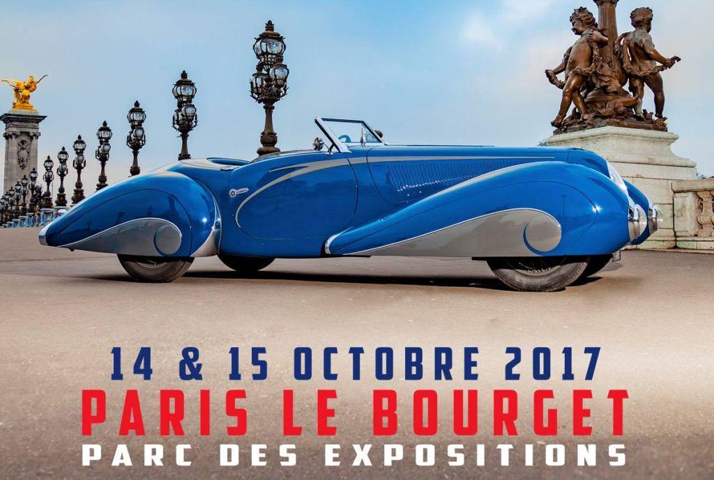 Automedon salon auto moto de collection 14 et 15 octobre 2017 - Expo paris octobre 2017 ...