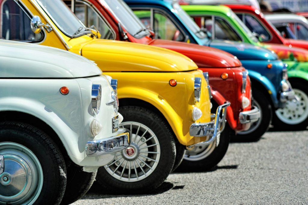 comment acheter une voiture en Italie