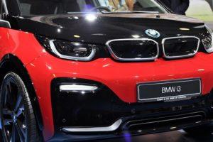 voiture électrique BMW i3 idéale comme citadine
