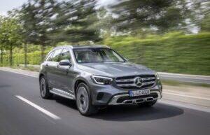 Mercedes GLC Occasion