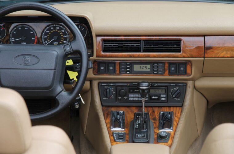 Jaguar XJ-S cab