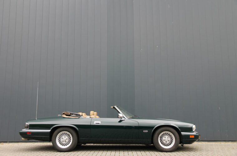 Jaguar XJ-S 3
