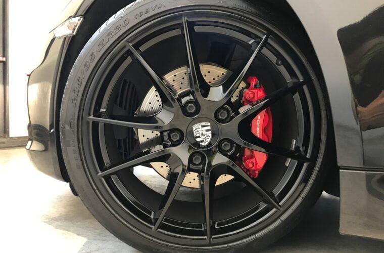 Porsche Boxster 3.4 S 10
