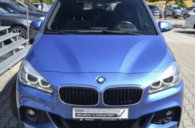 BMW 220 d xDrive Gran Tourer 4