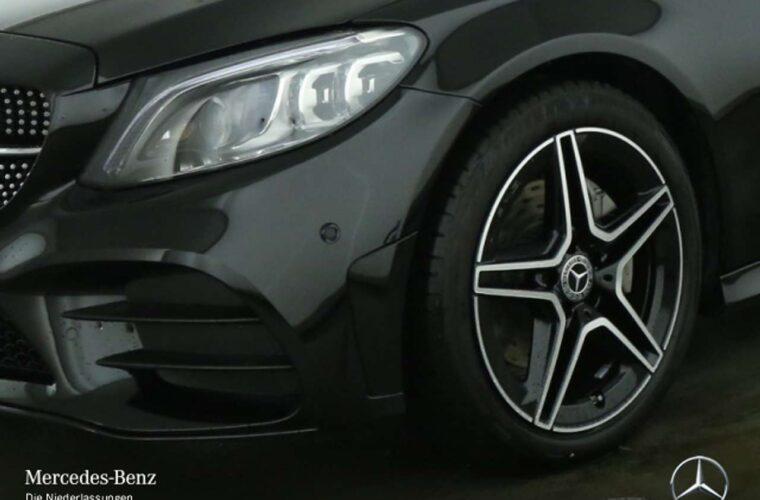 Mercedes C 200 Cabriolet 4