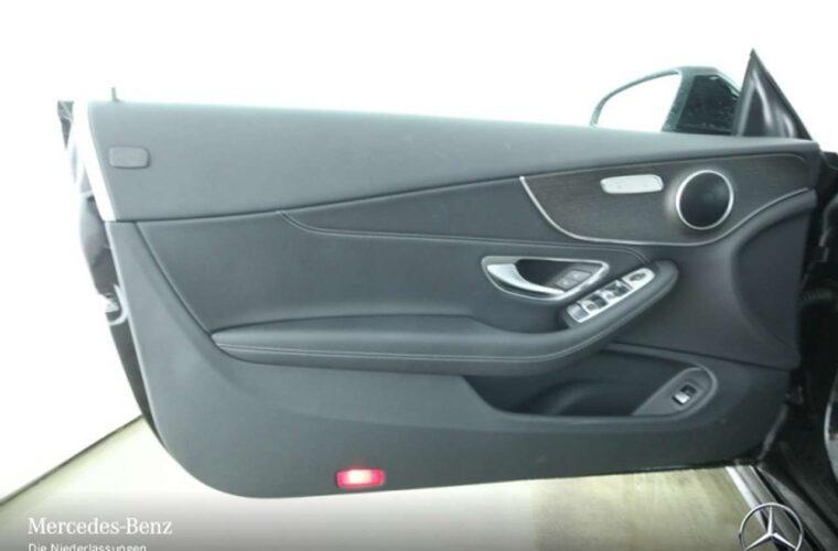 Mercedes C 200 Cabriolet 7