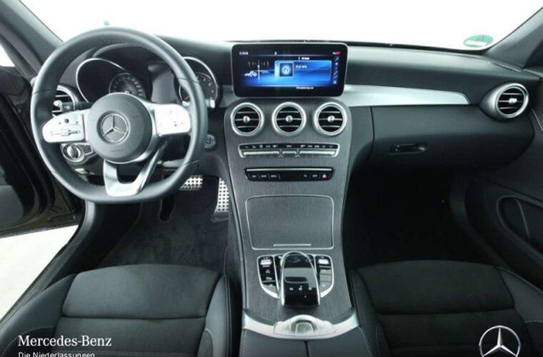 Mercedes C 200 Cabriolet 9