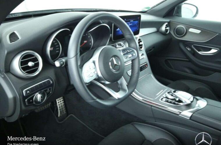 Mercedes C 200 Cabriolet 8