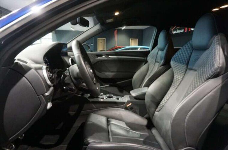 Audi S3 sièges