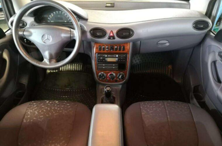 Mercedes Classe A 160 10