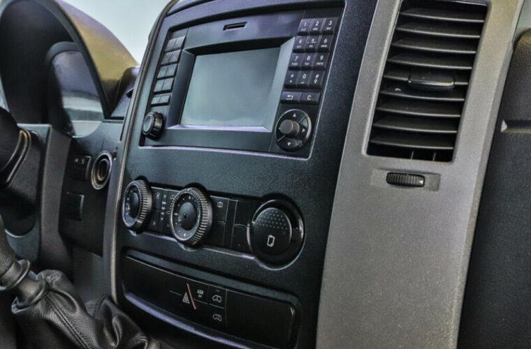 Mercedes Sprinter 4X4 7