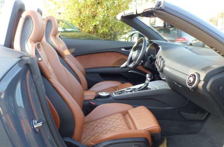 Audi TT Roadster Occasion 4
