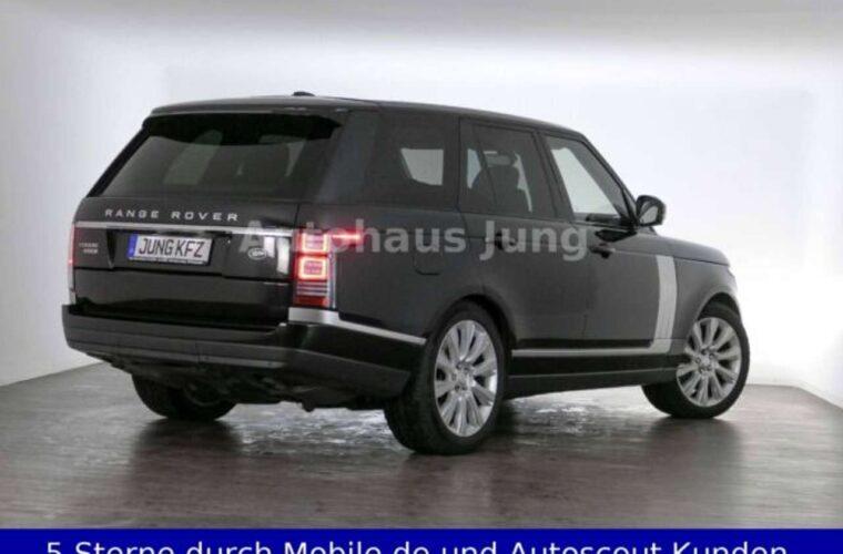 Range Rover Vogue Occasion 7