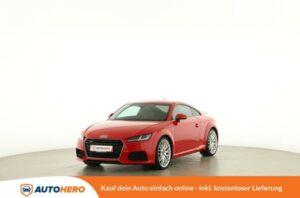 Audi TT Coupé TFS Quattro