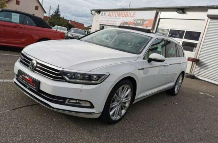 VW Passat Variant 4Motion Occasion 1