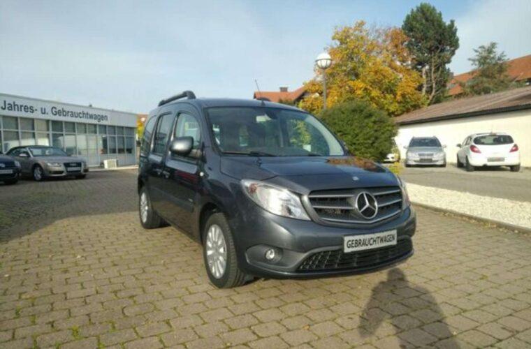 Mercedes Citan Kombi 3