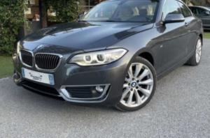 BMW 218i Coupé Luxury