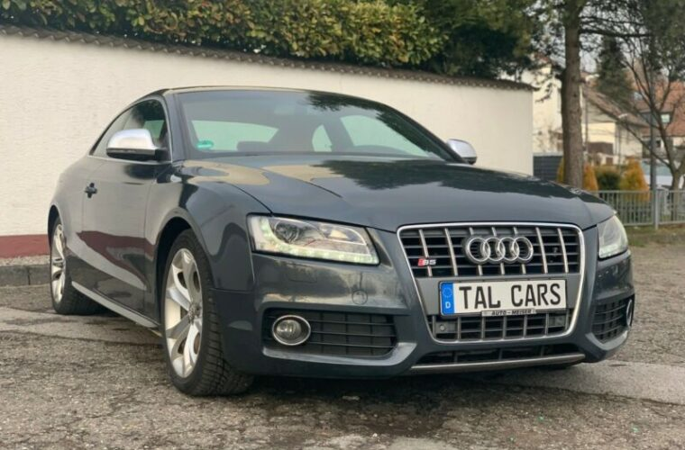 Audi S5 Coupé Occasion ks 4