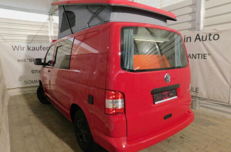 VW T5 California Del 4