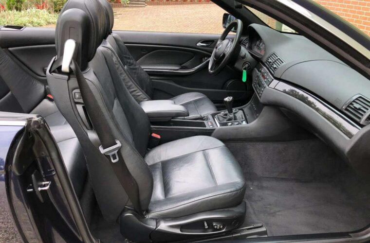 BMW 323 CI Cabrio SC 5