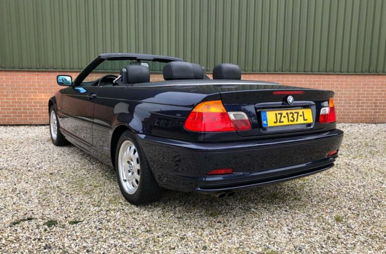 BMW 323 CI Cabrio SC 2