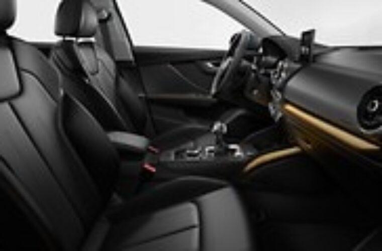 Audi Q2 Occasion Rozé 5