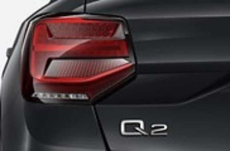 Audi Q2 Occasion Rozé 6