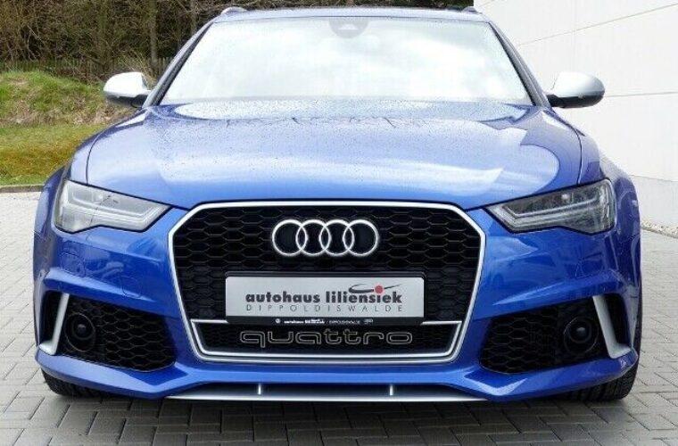 Audi RS 6 Avant Mo 5