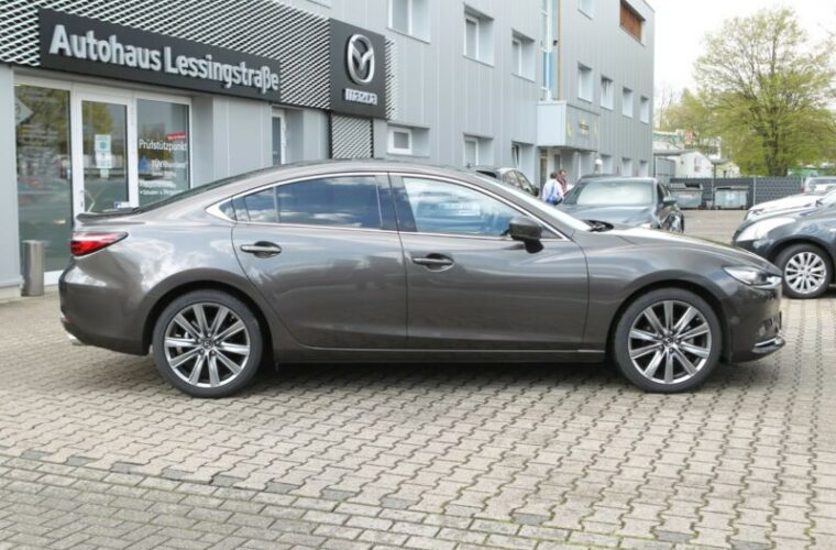 Mazda 6 occasion Lam 5