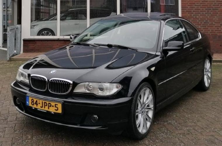 BMW 330CI 1