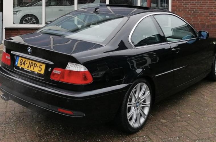 BMW 330 CI 2