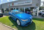 Alfa Romeo Giulia Super Mer 1