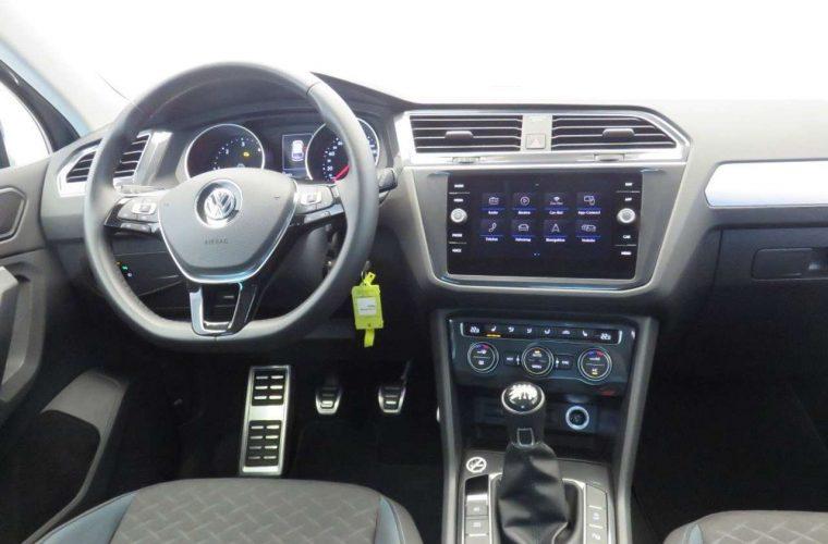 VW TIGUAN IQ DRIVE 8