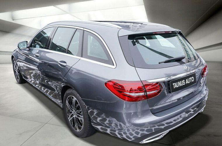 Mercedes C200 Za 2