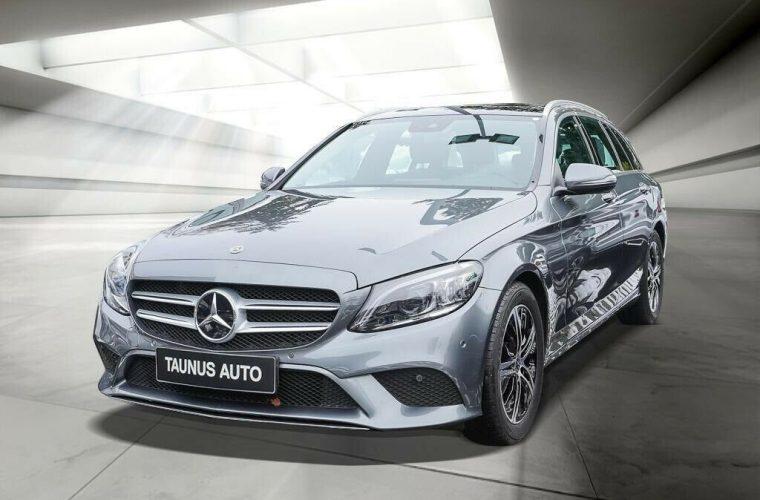 Mercedes C200 Za 5