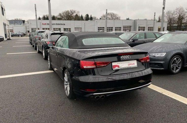 Audi A3 Cabrio S Tronic 2