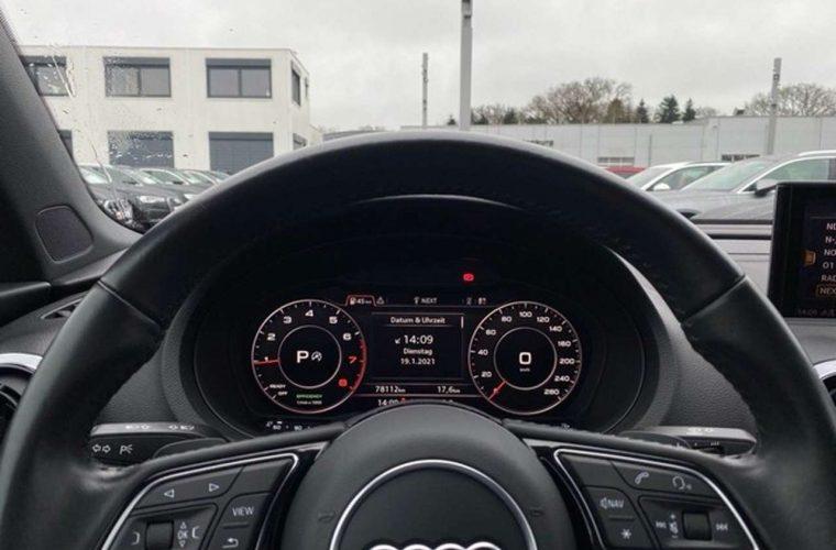 Audi A3 Cabrio S Tronic 4